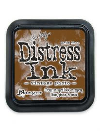Distress Ink Pad Vintage Photo TIM19527
